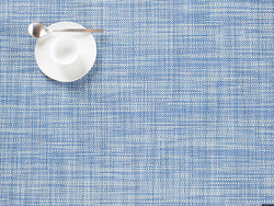 Chilewich Mini Basketweave Chambray Placemat