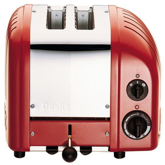 Dualit 2 Slice Newgen Toaster - Red