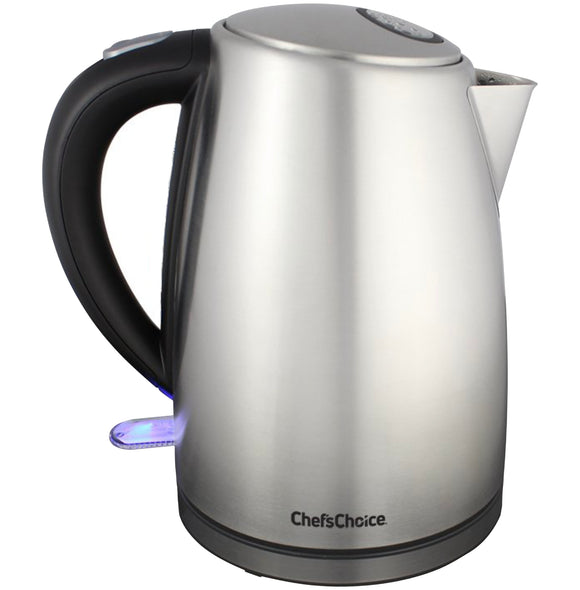 Chef'sChoice Cordless Electric Kettle – 1.75 Quarts