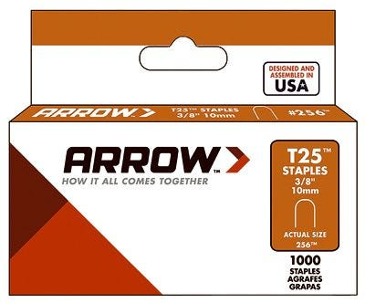Arrow Staple – 3/8in – Pack of 1000