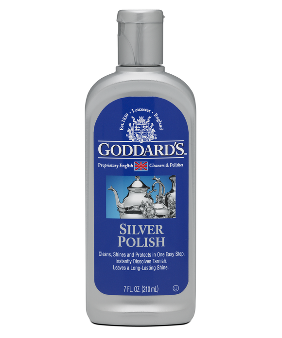 Goddard's Silver Polish Liquid – 7oz