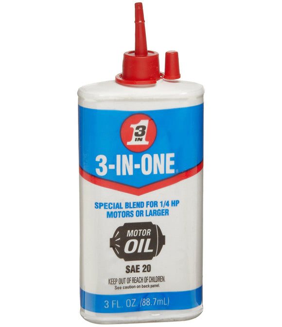 3-in-1 Motor Oil – 3oz