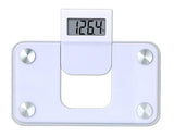 Ultra-Compact Glass Digital Bath Scale