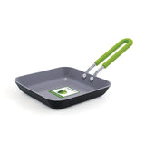 Greenpan Mini Ceramic Non-Stick Square Egg Pan – 5in