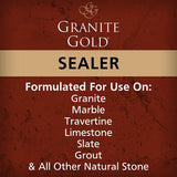 Granite Gold Water-Based Sealer Spray– 24oz