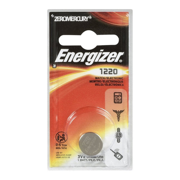 Energizer Lithium 1220 Battery