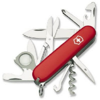 Victorinox Swiss Army Pocket Knife – Explorer