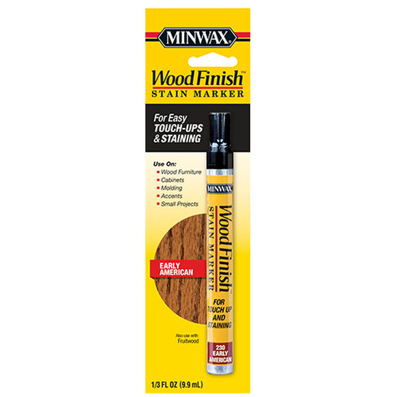 Minwax Wood Finish Stain Marker – Early American