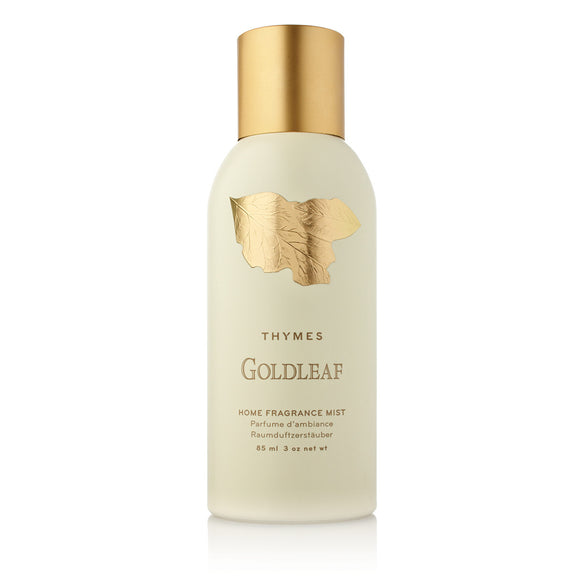 Thymes Goldleaf Home Fragrance Mist – 3oz