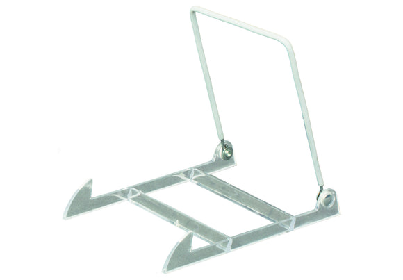 Tripar Clear Adjustable Easel – Small
