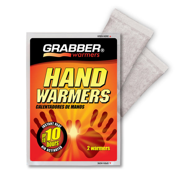 Hand Warmers – 2 Pack