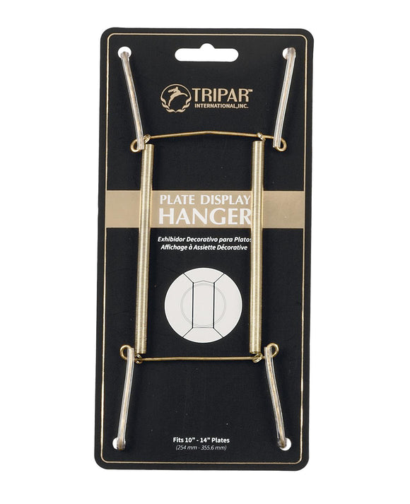 Tripar Brass Wire Plate Display Hanger – 10