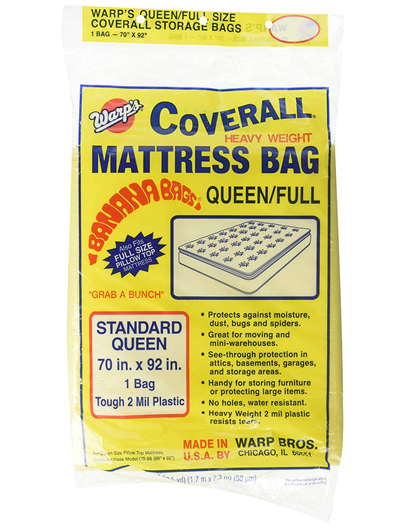 Warp Brothers Mattress Bag – Queen/Full