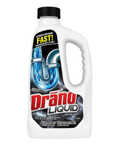 Drano Liquid Drain Cleaner, 32 oz