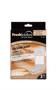 Fresh Solutions Electrolux Style C Micro Filtration Vacuum Bags – 3pk