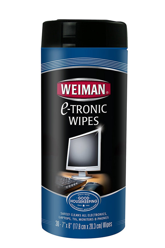 Weiman Electronic Wipes - 30 Ct.