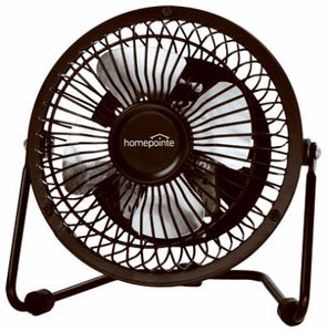 "4"" High Velocity Mini Tilt Fan"