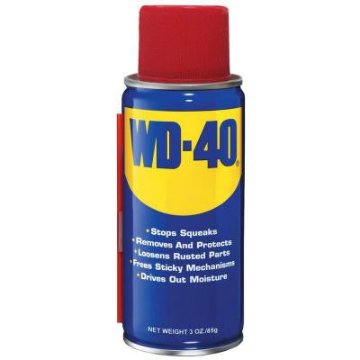 WD-40 – 3oz Can