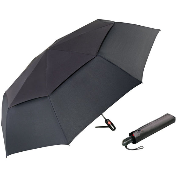 Knirps Xtreme Duomatic Umbrella – Black