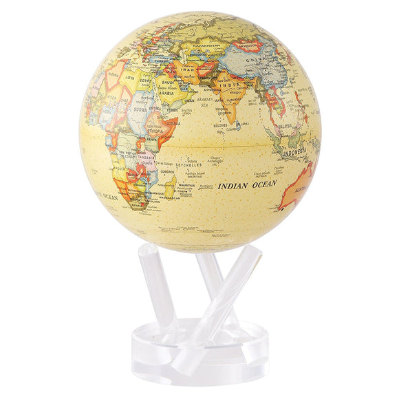 Antique MOVA Globe – 4.5