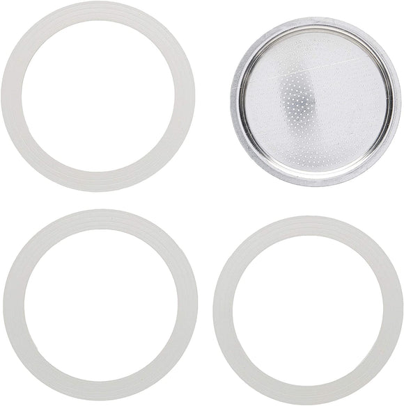 Bialetti Moka Express – 9 Cup Replacement Gasket/Filter
