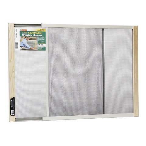 W.B. Marvin Adjustable Window Screen – 15