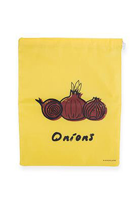 Kikkerland Stay Fresh Onion Bag