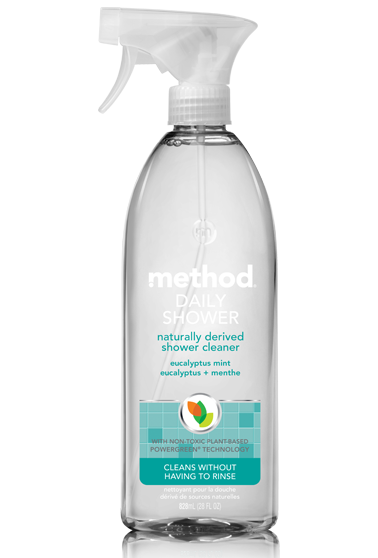 Method Daily Shower Cleaner - Eucalyptus Mint 28oz