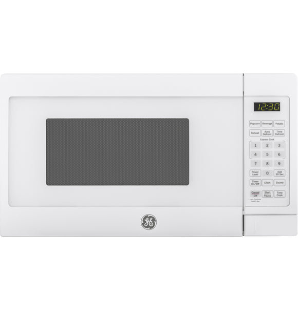 General Electric 0.7 Cu. Ft. Compact Countertop Microwave Oven – White