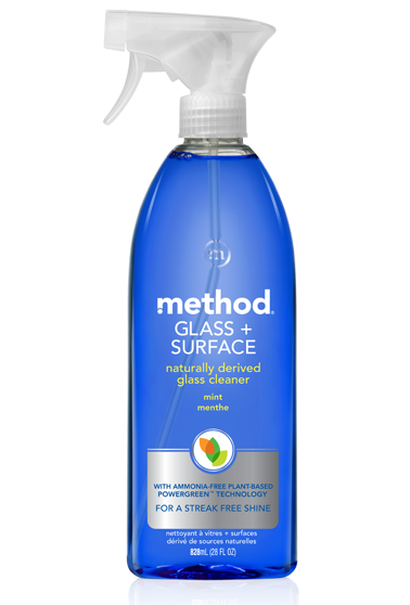 Method Glass + Surface Cleaner - Mint 28oz