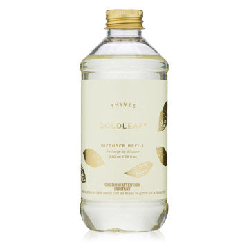 Thymes Goldleaf Diffuser Oil Refill – 7.75oz