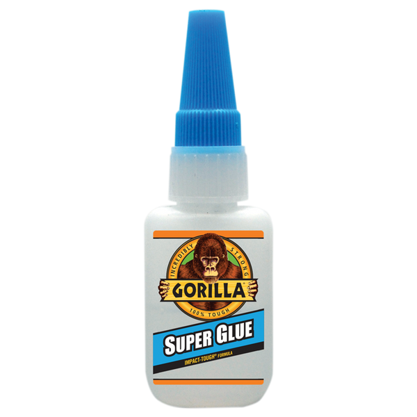 Gorilla Super Glue - .53 oz.