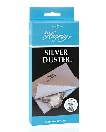 Hagerty Silver Duster – 12 x 15