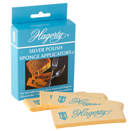 Hagerty Silver Polish Sponge Applicators