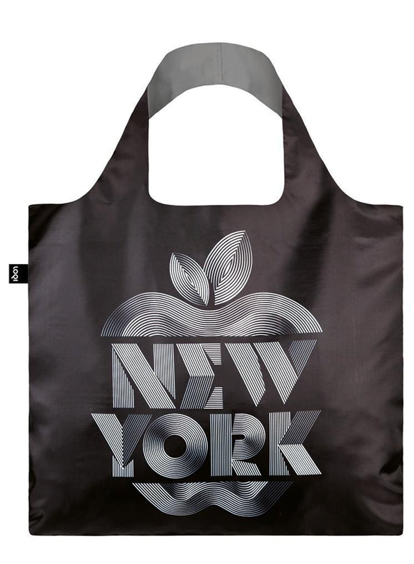 LOQI Reusable Tote Bag – Alex Trochut, New York