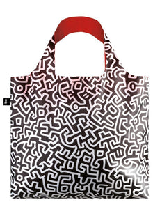 LOQI Reusable Tote Bag – Keith Haring, Untitled