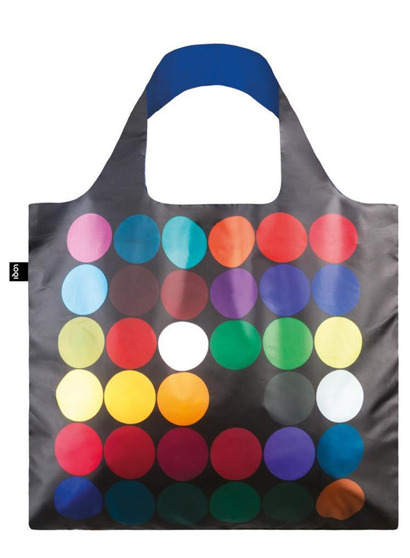 LOQI Reusable Tote Bag – Poul Gernes, Dots, 1966-68