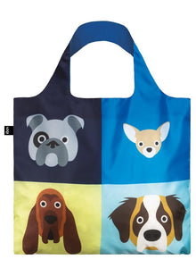 LOQI Reusable Tote Bag – Stephen Cheetham, Dogs