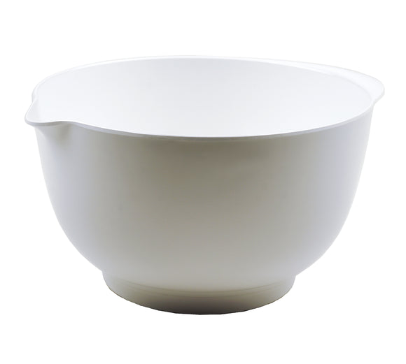 White Melamine Bowl – 2 QT.