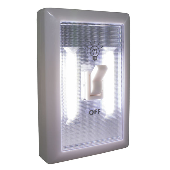 Wireless Stick-On Light Switch