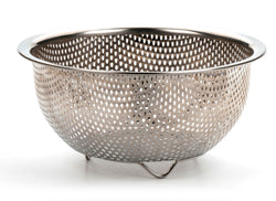 Stainless Steel 1 qt Berry Colander
