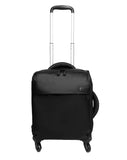 "Lipault Plume 22"" Carry On Spinner - Black"