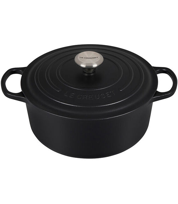 Le Creuset Round Dutch Oven – 5.5 QT – Licorice