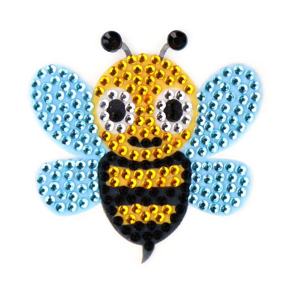 StickerBeans Buzzy Bee Sparkle Sticker – 2