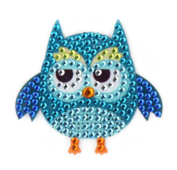 StickerBeans Owl Sparkle Sticker – 2