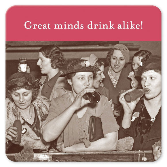 Shannon Martin Coaster – Great Minds