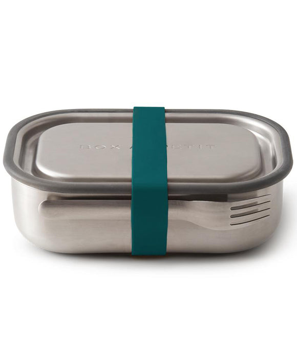 Black+Blum Stainless Steel Lunch Box – Ocean – 34oz