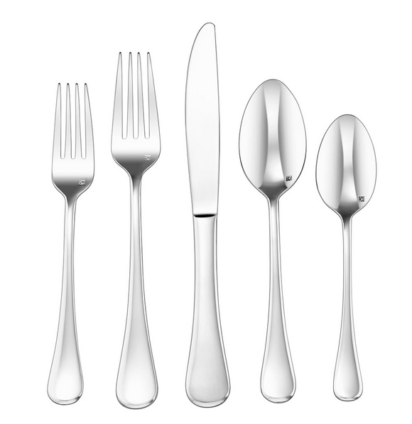 The Cuisinart Elite Milan Flatware – 20 Piece Set