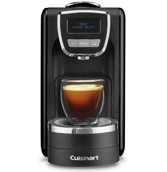 Cuisinart EM-15 Defined Espresso Machine – Black