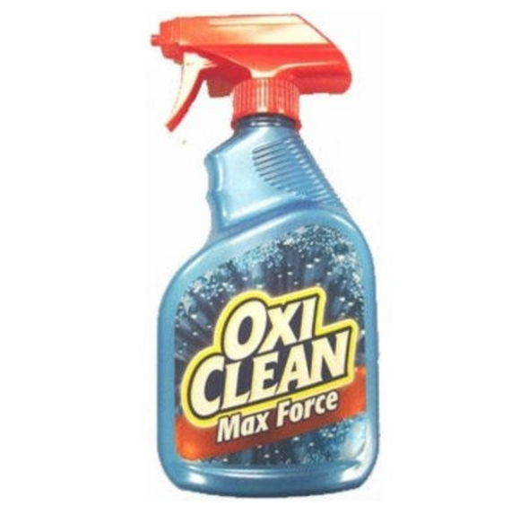 Oxi-Clean Max Force Laundry Cleaner – 12oz.